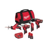 Milwaukee M12 BPP4A-202B - M12 POWERPACK